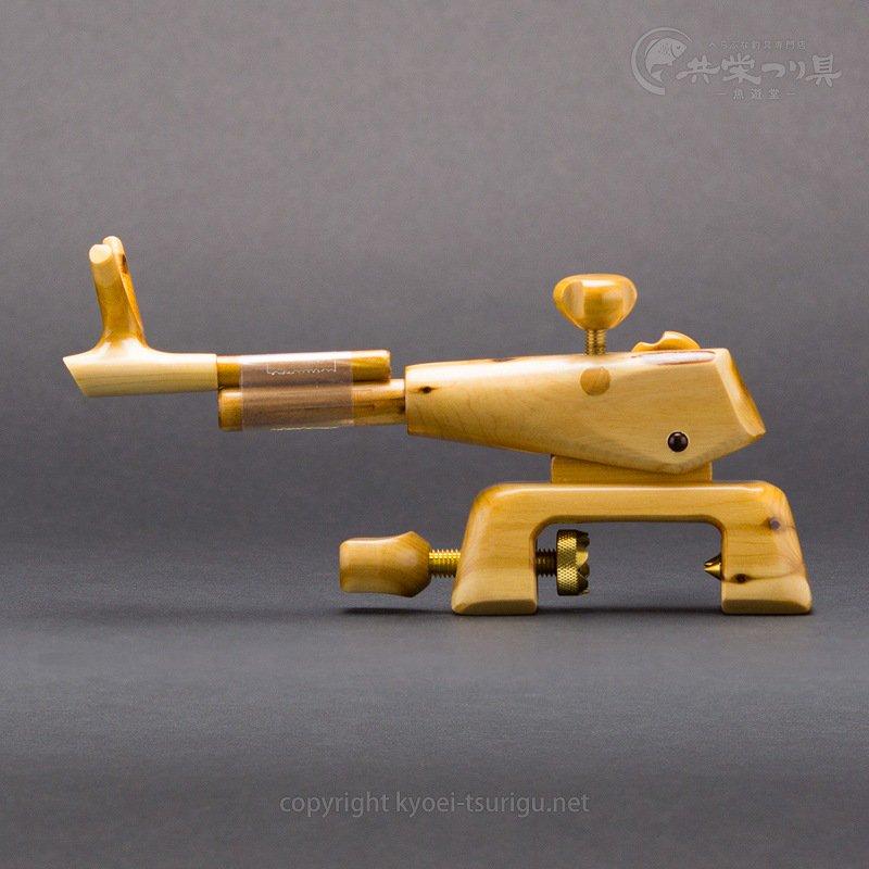 【杜松万力】道三No.24(小) 大砲型 【送料無料】のサムネイル画像