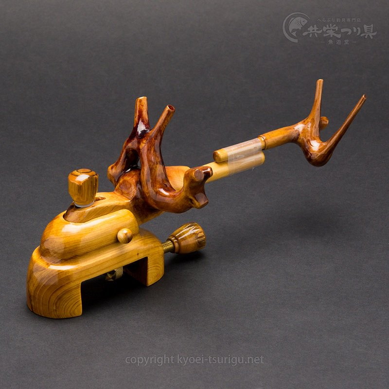 【杜松万力】山伏 No.26(中) 大砲型 【送料無料】のサムネイル画像