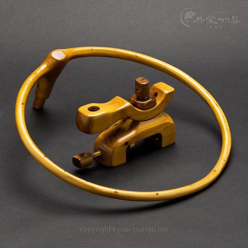 【岐山】玉置台 段違い弓型 No.17【送料無料】のサムネイル画像