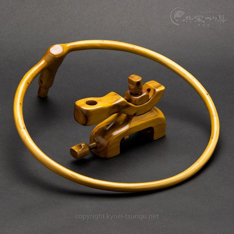 【岐山】玉置台 段違い弓型 No.18【送料無料】のサムネイル画像
