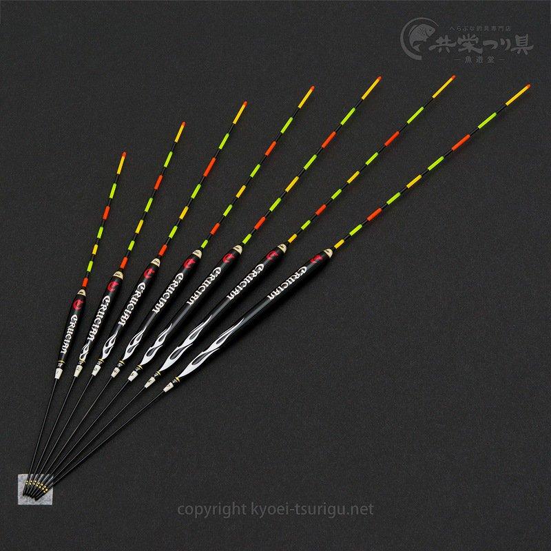 【クルージャン/Crucian】DAG STRIDE4 漆黒 両ダンゴ(パイプトップ)のサムネイル画像