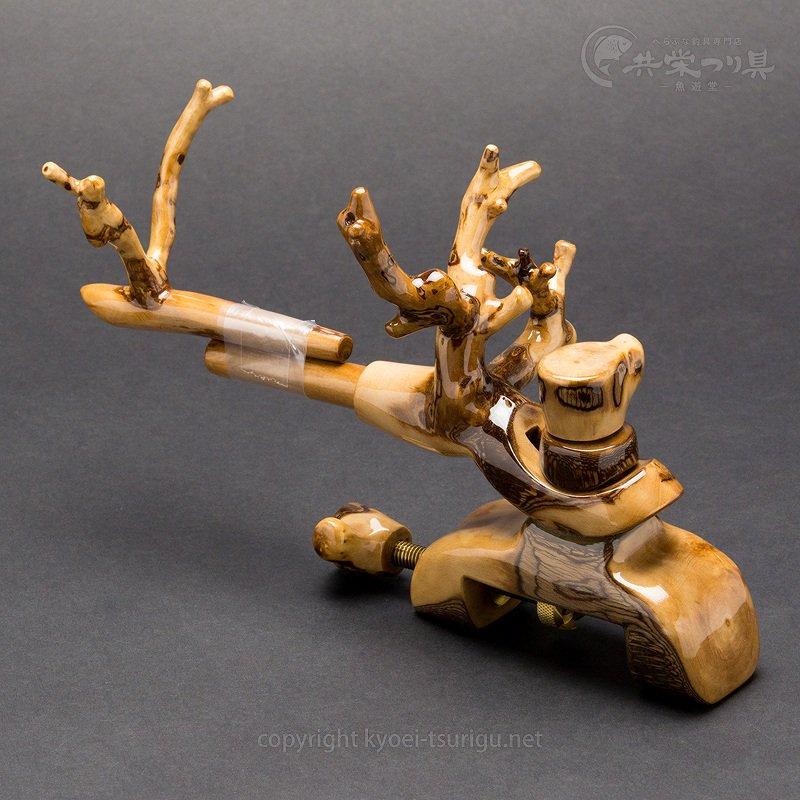 弓型万力 梨 No.5(中)【送料無料】のサムネイル画像