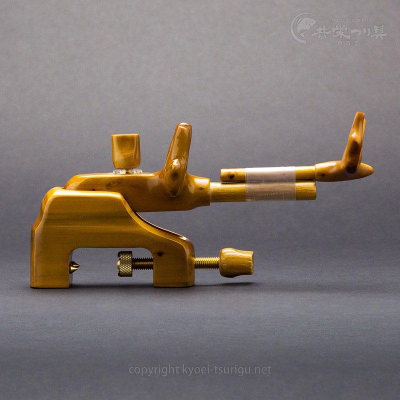 【杜松万力】岐山 大砲型万力 No.53(小)【送料無料】のサムネイル画像