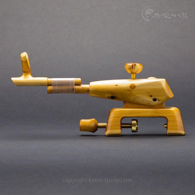 【杜松万力】道三No.25(大) 大砲型 【送料無料】のサムネイル画像
