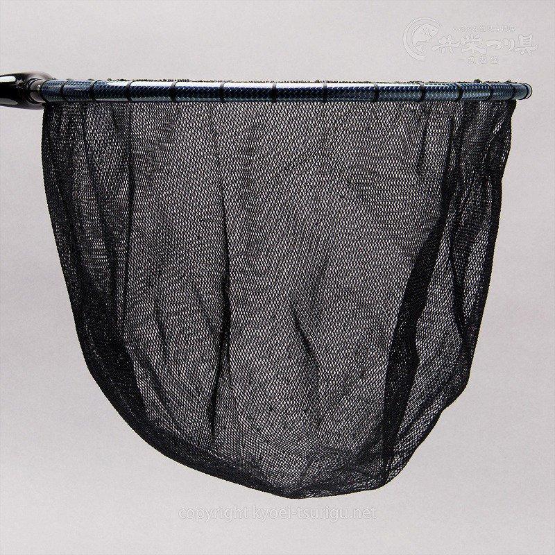 【かちどき】カーボン玉枠(カラーウーブン・ブルー)2mm目網付(尺サイズ)のサムネイル画像
