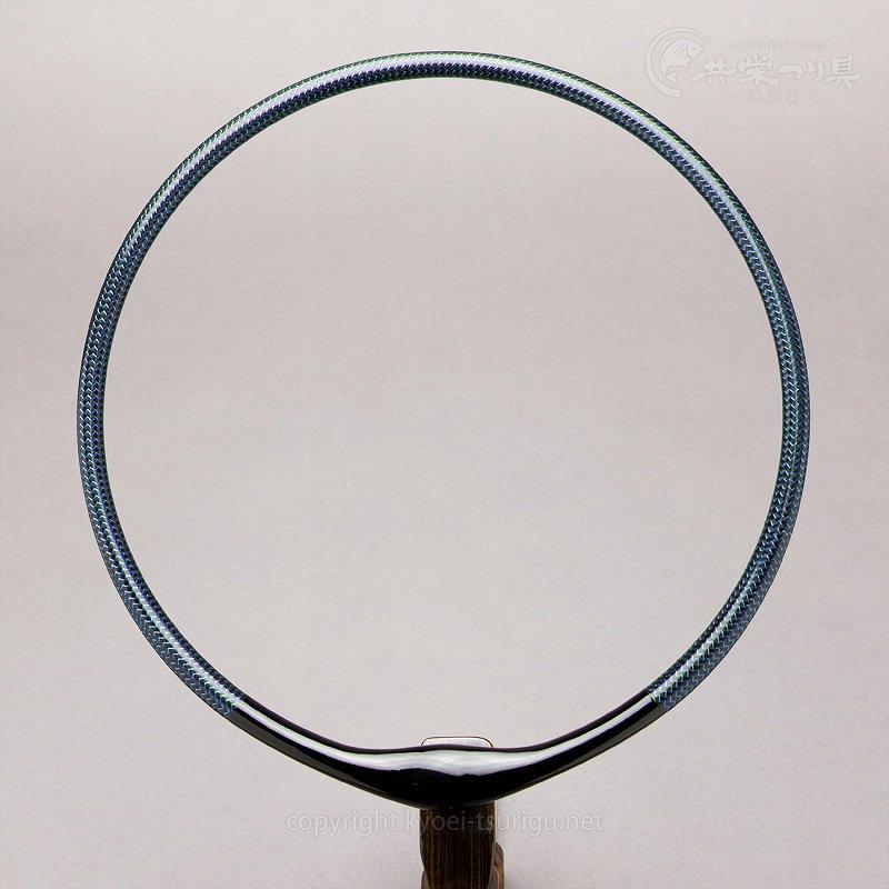 【かちどき】カーボン玉置台(カラーウーブン・ブルー)黒檀+楠大砲万力のサムネイル画像
