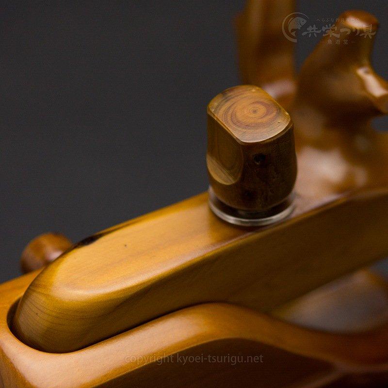 【杜松万力】岐山 左用大砲型万力 No.60(大)【送料無料】のサムネイル画像