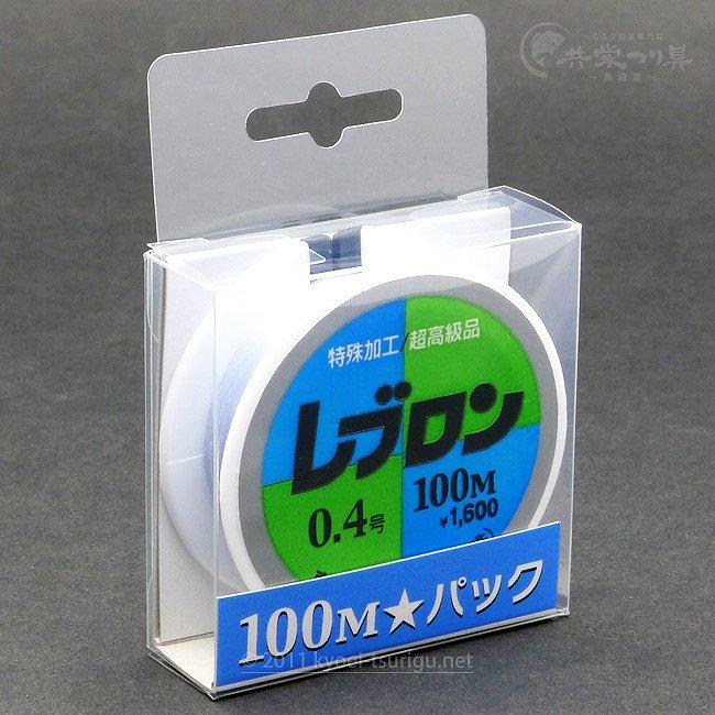 【東洋ナイロン】 レブロン 強力ハリス 100m