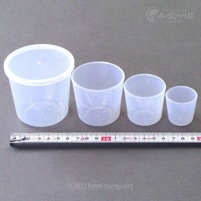 【泡づけ本舗】計量カップ4個セットのサムネイル画像