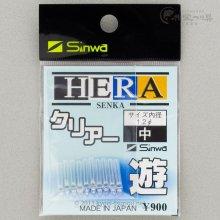 【Sinwa】へら専科 クリアー遊