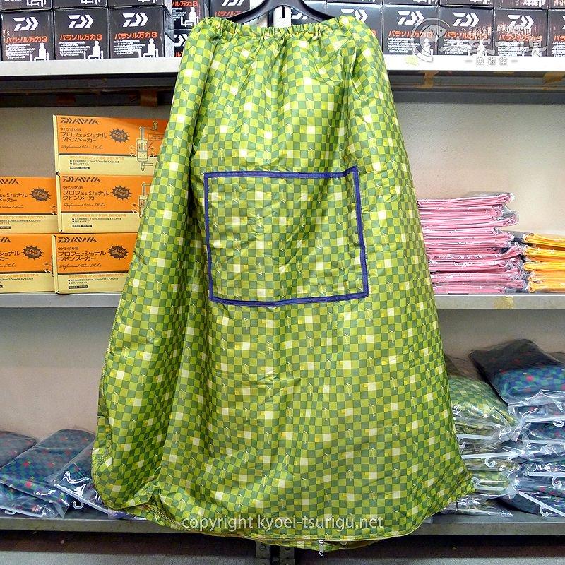 【かちどき】防寒スカート