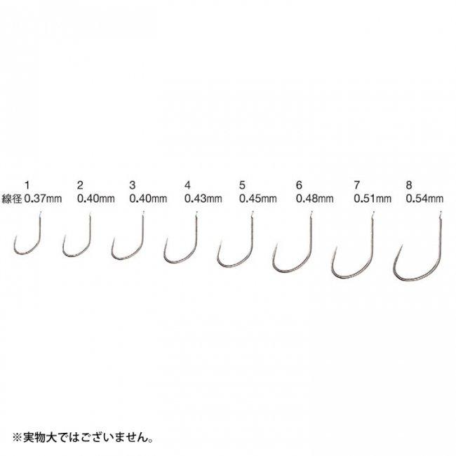 【VARIVAS】グラン鈎のサムネイル画像