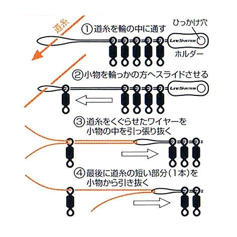 Sasori スレッダー(糸通し)のサムネイル画像