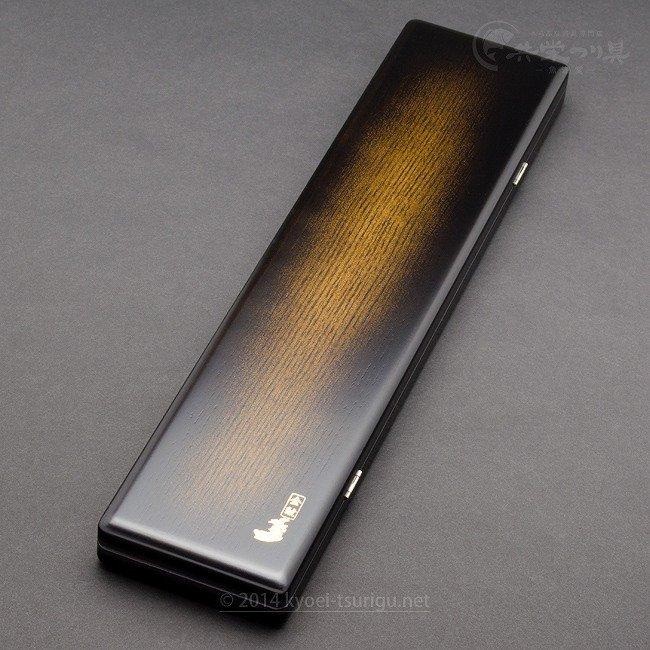 【金鯱】うき箱(黒艶消し) No.K8XXのサムネイル画像