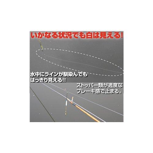 【オーナー】 ザイト 白の道糸 60mのサムネイル画像