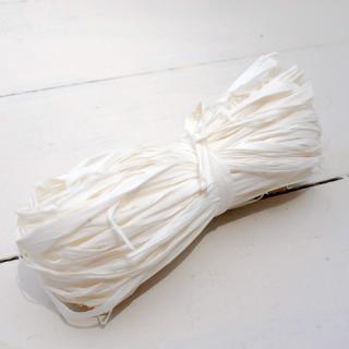 ラフィア ホワイト No.000
