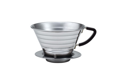 Kalita WAVE DRIPPER STAINLESS 185