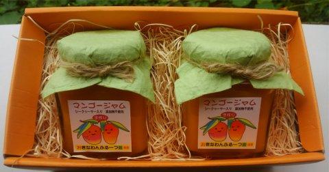 マンゴージャム 190g × 2瓶 (箱)