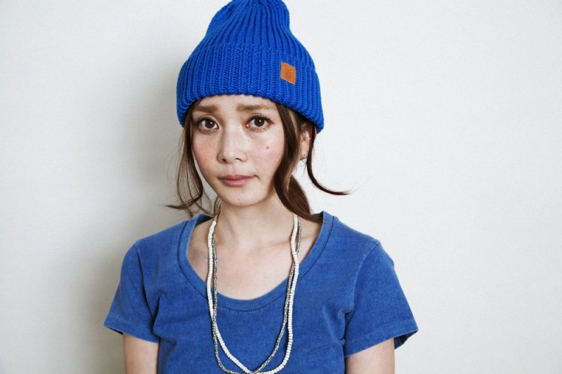 <img class='new_mark_img1' src='https://img.shop-pro.jp/img/new/icons20.gif' style='border:none;display:inline;margin:0px;padding:0px;width:auto;' />〈MASACA HAT〉COTTON SIMPLE KNIT CAP