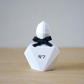 Perfume Bottle Square