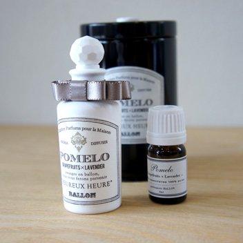 Perfume Bottle Apothecary POMELO3