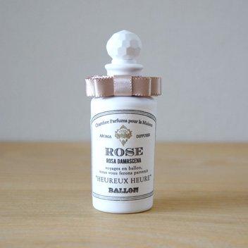 Perfume Bottle Apothecary   ROSE