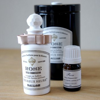Perfume Bottle Apothecary   ROSE3