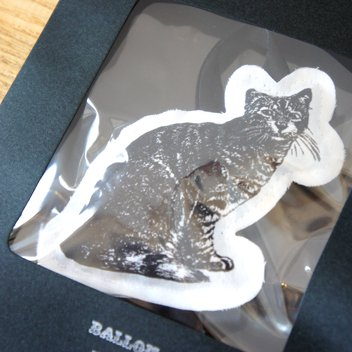 Sachet Ornament Cat