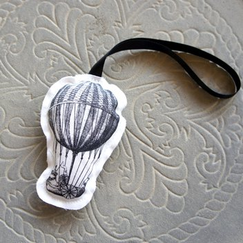 Sachet Ornament Ballon3