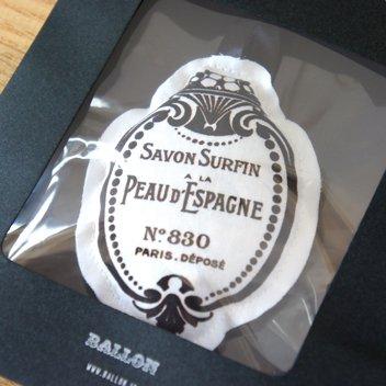 Sachet Ornament Savon
