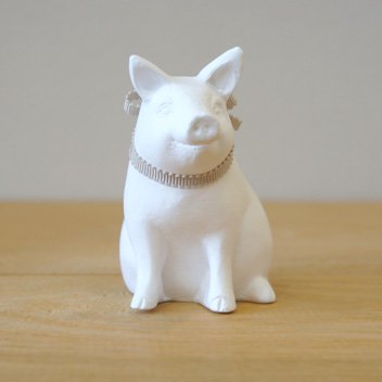 Animal Motif  Little Pig (Gold)