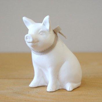 Animal Motif  Little Pig (Gold)2