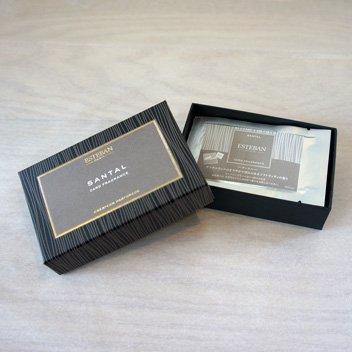 カードフレグランス サンタル2