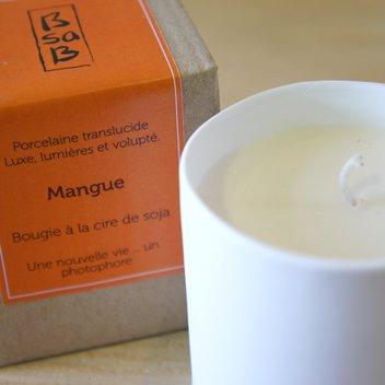 キャンドル Mangue2
