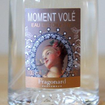 Fragonard オードトワレ モマンヴォレ3