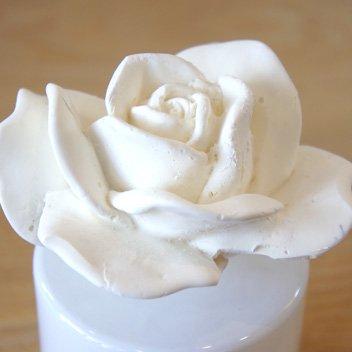 ディフューザー Rose White