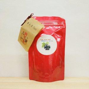 【ネコポス便送料無料】 カシス茶 80g 青森南部産カシス( 無農薬栽培・無添加・無着色・ノンカフェイン )