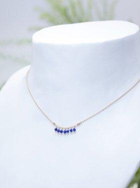 <img class='new_mark_img1' src='https://img.shop-pro.jp/img/new/icons53.gif' style='border:none;display:inline;margin:0px;padding:0px;width:auto;' />lapis lazuli fringe necklace