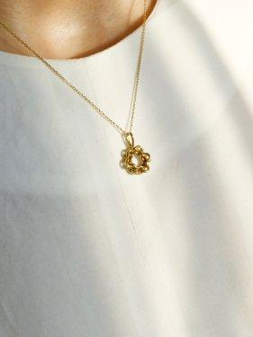 【雑誌掲載】K18 Lien  pendant top