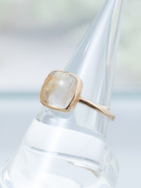 tova ring 〜rutil quartz〜