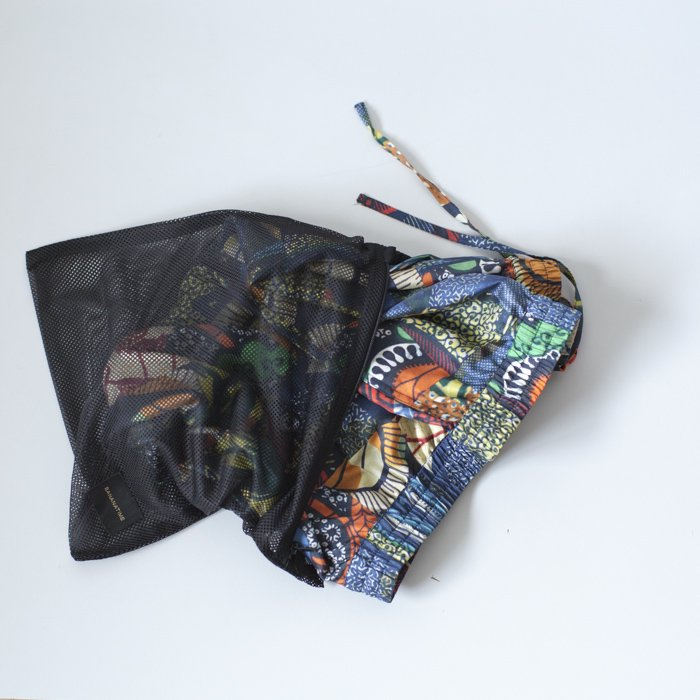 BANANATIME / EASY SHORTS / AFRICAN PATCHWORK