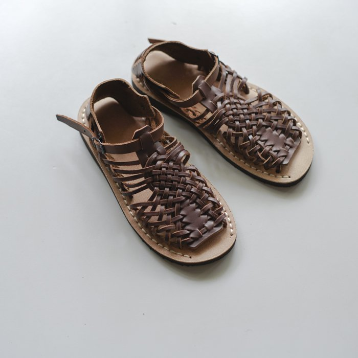 LA BAUME / HEL2 / Brown x Natural / EU35, EU36, EU37, EU38, EU39 in stock