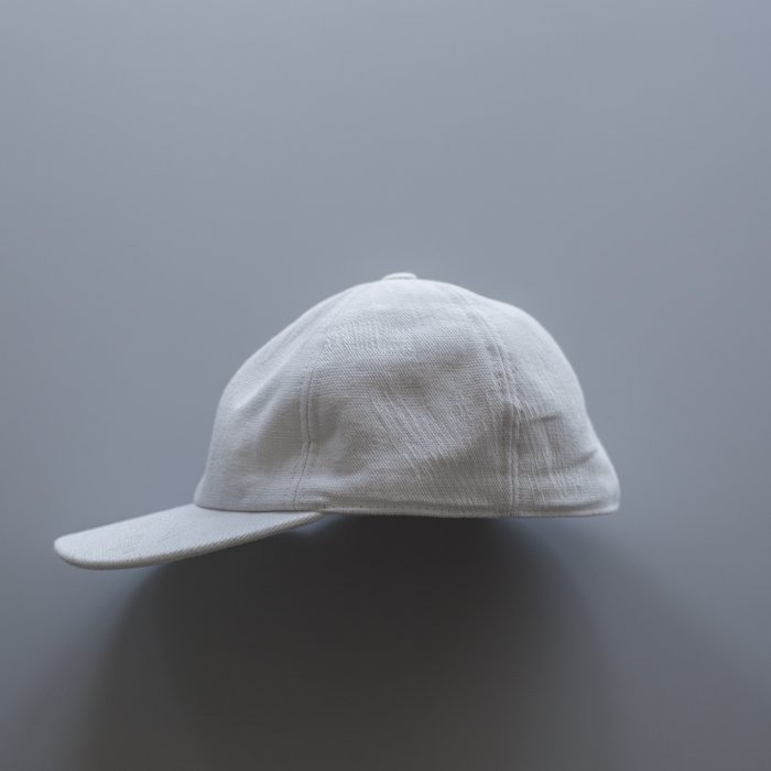 QUILP x LOCK&Co. Hatters / Joyce / WHITE CAMOUFLAGE