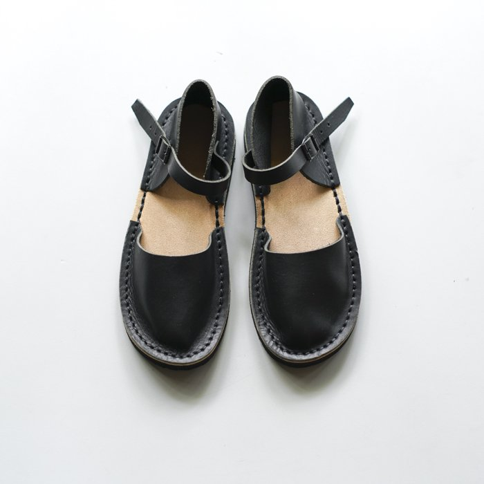 LA BAUME / ZAWRAT / Black x Natural / EU36, EU37, EU38, EU39 in stock