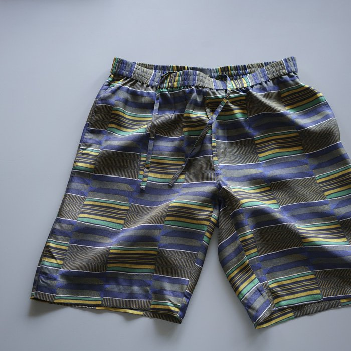 BANANATIME / RELAXED SHORT / CHOCABLACK BLUE