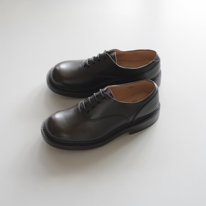 M7674 Plain Oxford / CAFFE Burnished / UK6.5 in stock