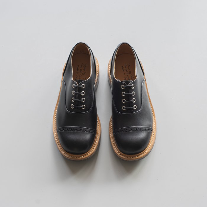 M7401 Oxford Shoe / MC BLACK / UK6.0, UK7.0, UK8.5 in stock