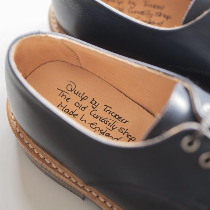 M7351 Plain Derby Shoe / MC NAVY / UK3.5, UK4.0, UK7.0 in stock
