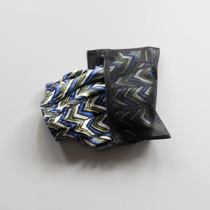 BANANATIME / BOXER SHORTS / CHEVRON SAFARI BLUE