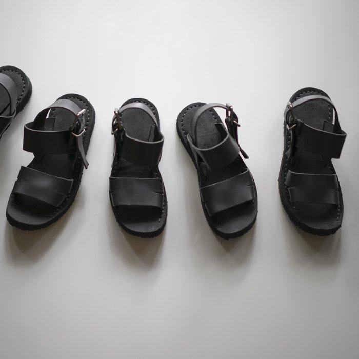 LA BAUME / KASINKA / Black x Black / EU36, EU37, EU38, EU39 in stock